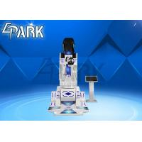 Wholesale High Technology Single Player VR Rocket cheap price vr virtual reality 9d cinema stand games from china suppliers