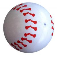 Wholesale PVC inflatable Baseball beach balls from china suppliers