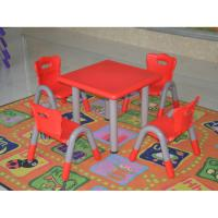 Wholesale Premium Quality Children Plastic Furniture Multi Colors Kindergarten Table from china suppliers