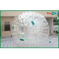 Wholesale Giant Human Hamster Ball Round Clear Customized For Rental from china suppliers