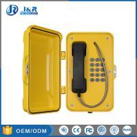 Wholesale VOIP / SIP Outdoor Emergency Telephone , Vandal Proof Telephone IP67 Waterproof from china suppliers