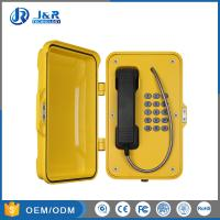 Wholesale VOIP / SIP Outdoor Emergency Telephone , Vandal Proof Telephone IP67 Waterproof from china suppliers