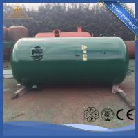 Quality Welded Carbon / Stainless Steel Potable Water Storage Tanks Industrial Insulated for sale