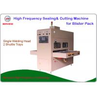 Wholesale Semi Automatic High Frequency Plastic Welding Machine For Blister Pack from china suppliers