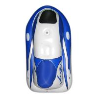Wholesale Custom Cool PVC Inflatable Water Toys Boat Rider For Adults from china suppliers