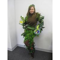 Wholesale NO.3901 Pineapple plant cartoon costume from china suppliers