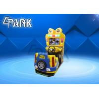 Buy cheap amusement arcade coin operated equipment EPARK kids hot sale racing video game from wholesalers