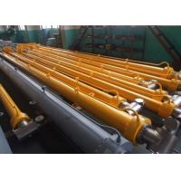 Buy cheap Hang Upside Down Large Hydraulic Cylinder Long Stroke Dump Truck Hoist Cylinder from wholesalers