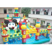 Wholesale Outdoor Inflatable Amusement Park / Children Playground Equipment For Kids from china suppliers
