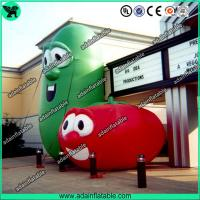 Wholesale Inflatable Vegetable Character Advertising Inflatable Bean Inflatable Tomato Replica from china suppliers