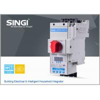 Wholesale SWCPS Series Fire Isolation Air Circuit Breakers  , Control Protective Switch CPS from china suppliers