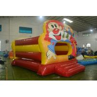 Wholesale 3x3m mini clawn bouncy castle for kids from china suppliers