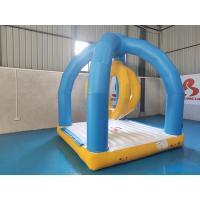 Wholesale Durable 0.9mm PVC Tarpaulin Inflatable Hammock For Swimming Pool from china suppliers