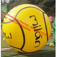 Wholesale water zorb ball water ball paintball inflatable water running ball from china suppliers