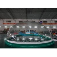 Wholesale PVC Tarpaulin Bubble Tent Night Inflatable Dome Cover For Swimming Pool from china suppliers