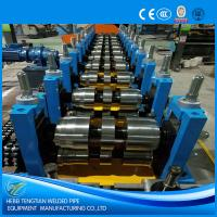 Wholesale Automatic Cold Roll Forming Machine Hydraulic Cutting U Purlin Shape ISO9001 from china suppliers