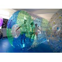 Wholesale Large Blow Up Water Parks Kids Inflatable Roller Ball With 70cm Entrance from china suppliers