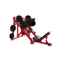 Wholesale Body Fitness Hammer Strength Plate Loaded Equipment , 45° Linear Leg Press Machine from china suppliers