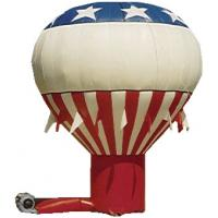 Quality Inflatable balloon, blimp, airship , rooftop balloon, advertising balloon, for sale