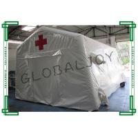 China Emergency Large Inflatable Tent Inflatable Medical Tent Customized on sale