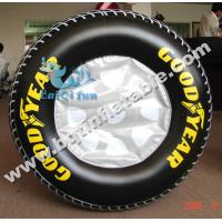 Wholesale Inflatable car tire model,Advertising inflatable,Air tight inflatable from china suppliers