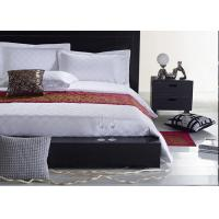 Wholesale Jacquard Fabric Hotel Bedding Sets , Hotel Collection 6 Piece Comforter Set from china suppliers