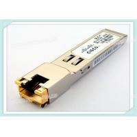 Wholesale 1000Base T RJ45 SFP Cisco Optical Transceiver Module GigE 328FT Wired GLC-T Ethernet from china suppliers