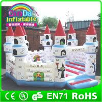 Wholesale commercial bounce house inflatable,jumping inflatable bounce house from china suppliers