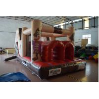 Custom Simple Inflatable Obstacle Courses For Children Under 8 Years