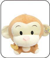 Wholesale Plush banana monkey from china suppliers