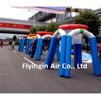 Wholesale Fun Outdoor Pitching Equipment Inflatable Basketball for Kids and Adults from china suppliers