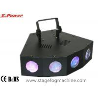 168 Pcs 5Mm Four Heads Led Disco Lights   For Road Shows  VS-11