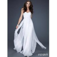Wholesale Silk pure white cocktail dress from china suppliers