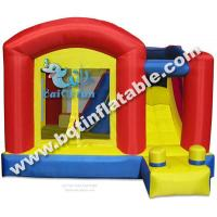 Wholesale Inflatable princess combo,inflatable bounce with slide,Digital printing combo from china suppliers