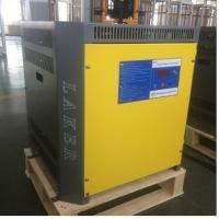 Wholesale SCR 72V 80A 3 Phase Forklift Charger , Pallet Jack Battery Charger Microprocessor Controlled from china suppliers