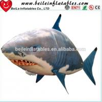 Wholesale Inflatable Advertising PVC Shark Balloon Blimp and Fashionable The Shark Inflatable blimp for Outdoor Advertising from china suppliers