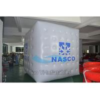 Wholesale Parade Events 3D Cube Balloon Digital Printing Helium Advertising Balloons from china suppliers