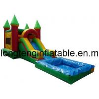 Wholesale Inflatable Slide with Pool/Inflatable Water Slide /Inflatable Water /Inflatable Toy (LT-SL-0020) from china suppliers