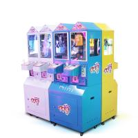 Wholesale 2 Players Mini Prize Vending Machine Durable Interesting With Colorful Joystick from china suppliers
