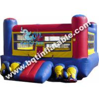 Wholesale Hot sell Inflatable boxing ring for kid and adult from china suppliers
