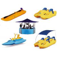 China Custom LLDPE Rotational Molding For Plastic Catanmaran / Rowing Boats / Kids Boat on sale