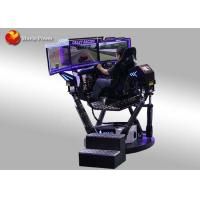 Buy cheap Racing Driving Simulator Price Amusement Equipment 9D For Driving Training from wholesalers