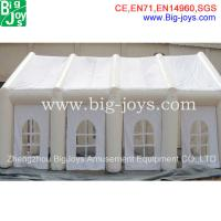Wholesale inflatable tent, inflatable meeting tent, commercial inflatable tent from china suppliers
