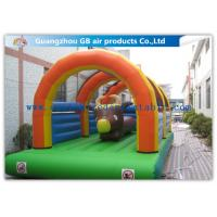 China Inflatable Cow Bouncer Party Kids Fun Inflatable Jumping Bouncer , Cow Inflatable on sale