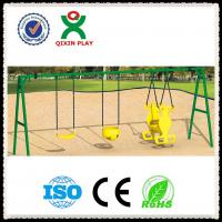 Wholesale Baby Seat Swing Set for Baby , Outdoor Swing Seat Set for Kindergarten from china suppliers