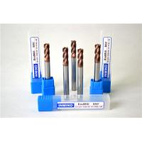Wholesale HRC55 Corner Radius End Mill from china suppliers