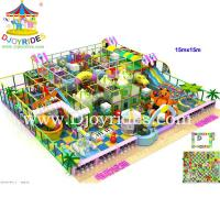 Wholesale kids indoor playground design from china suppliers