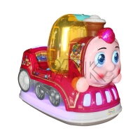 Wholesale Coin Operated Baby Face Kiddie Rides Game Machine For Playground from china suppliers