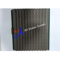 Wholesale FLC 600 Wave Type Shale Shaker Screen for Drilling waste system from china suppliers