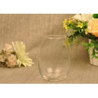Quality Beverage Tall Coloured Tumbler Glasses Personalized Eco Friendly for sale